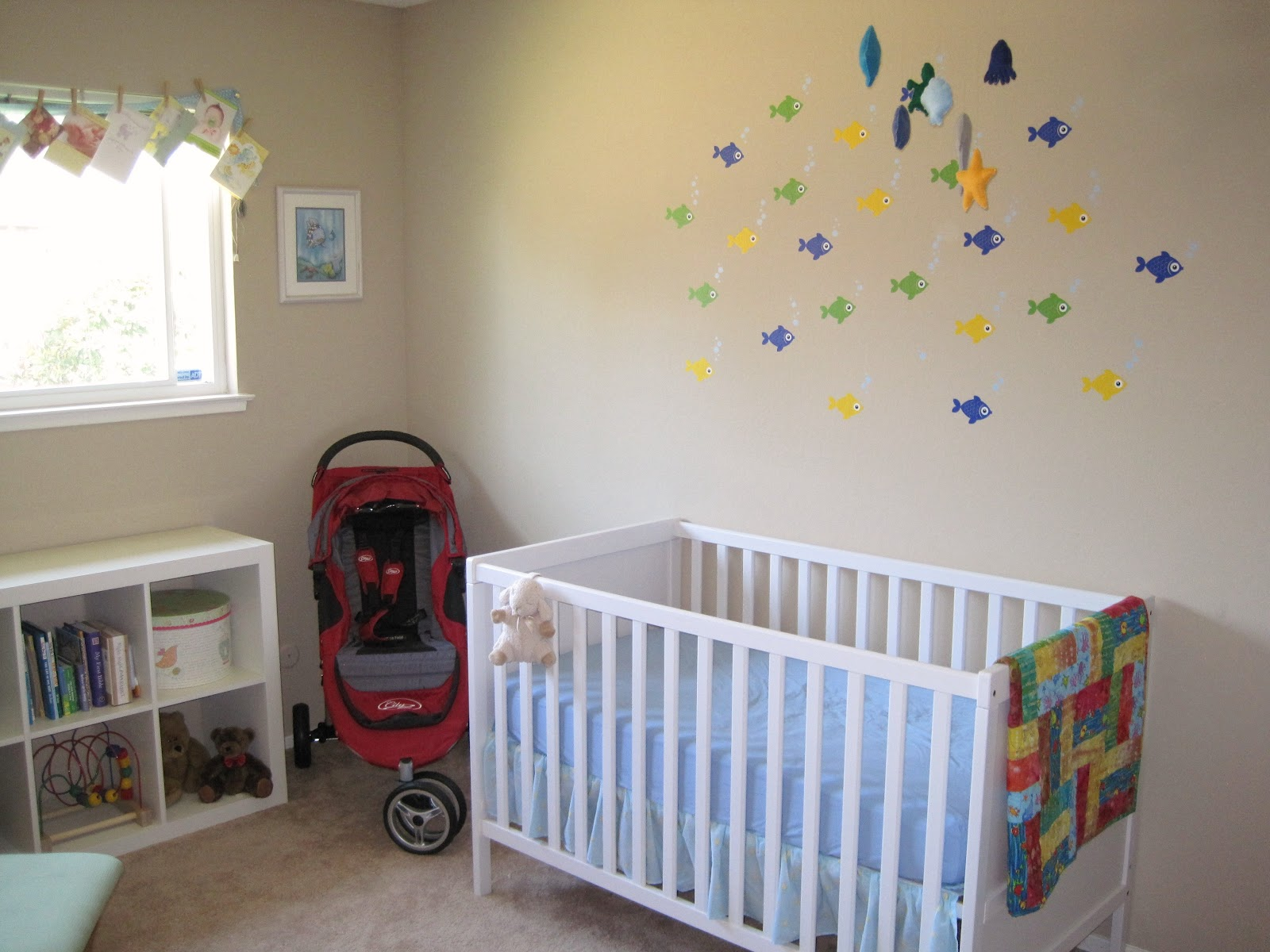 high tide or low tide house tour baby k 39 s ocean themed nursery. Black Bedroom Furniture Sets. Home Design Ideas