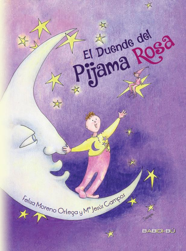El duende del pijama rosa