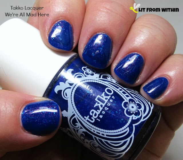 Takko Lacquer We're All Mad Here