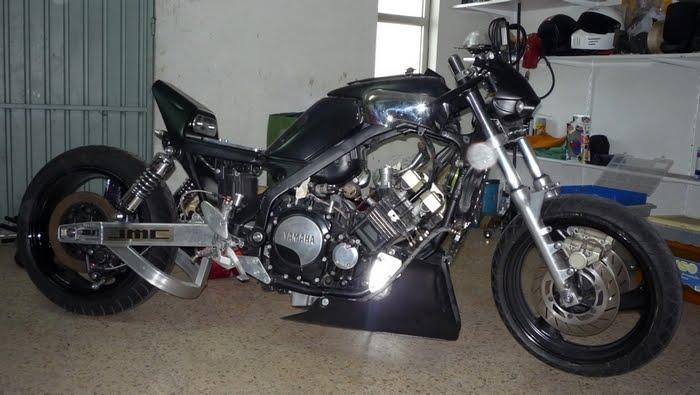 Продам yamaha fzx 750