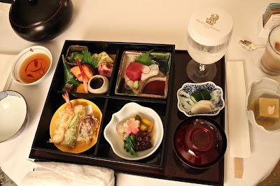 Bento Box at the Ritz Tokyo