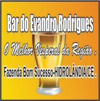 BAR DO EVANDRO RODRIGUES