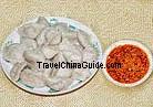 Dry Chinese Dumpling