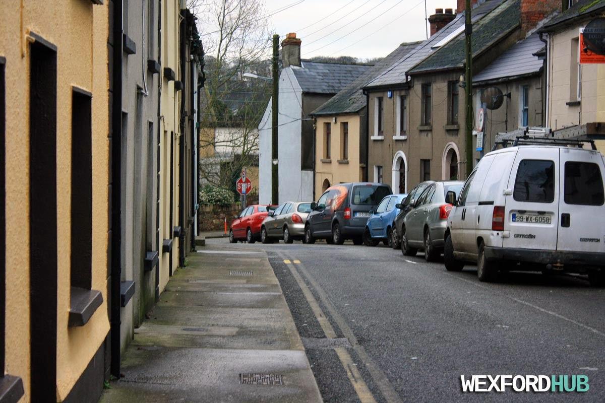 Carrigeen Street, Wexford