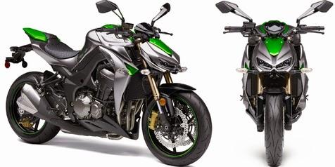 New Kawasaki Z1000 2014 Start Moor Bro Carduzz