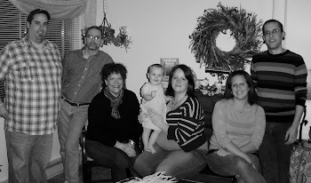Dustin, Bruce, Daleen, Zoe, Gabi, Monica & Gabe