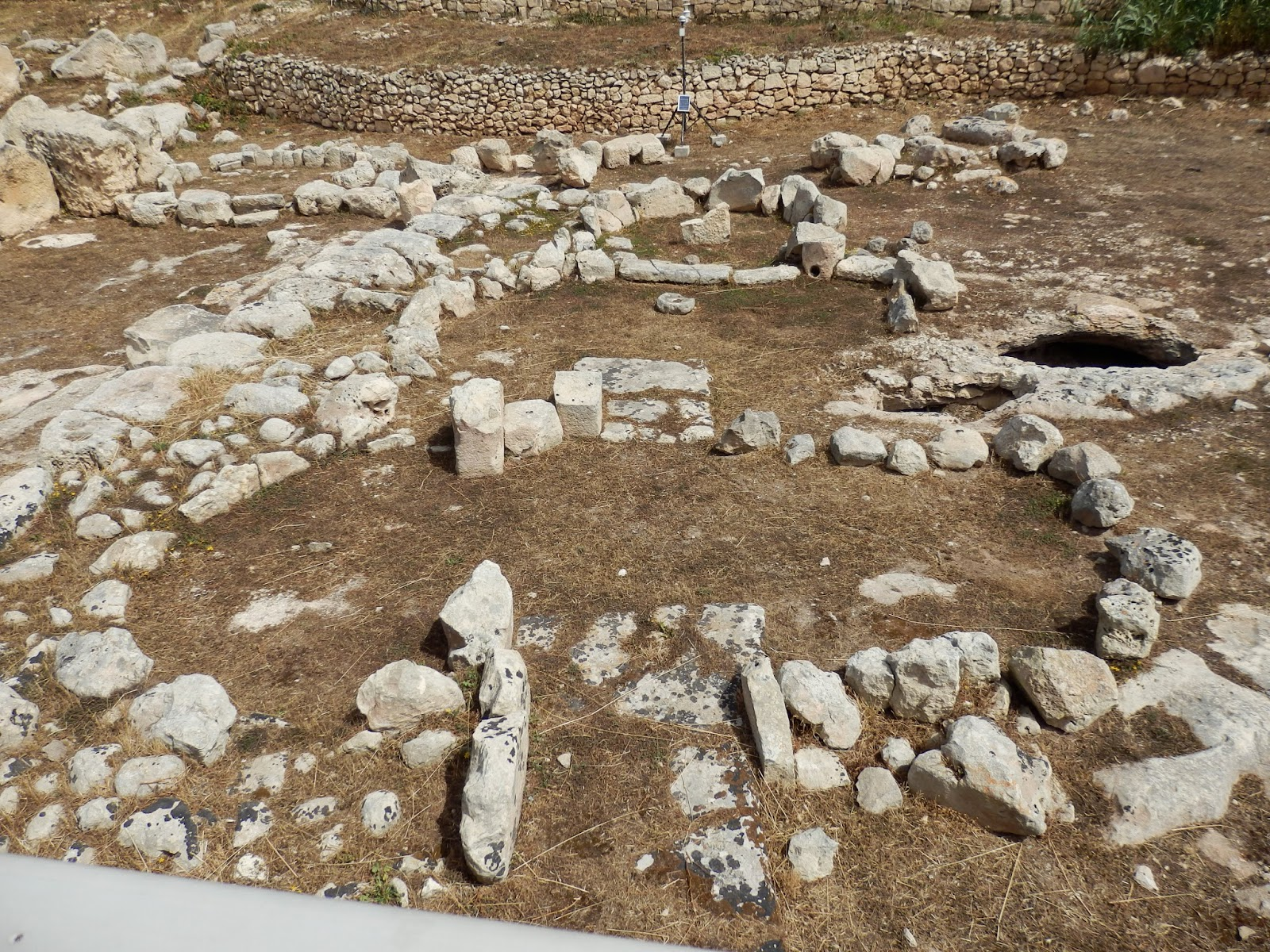 Oldest remains at Tarxien Temples site Malta