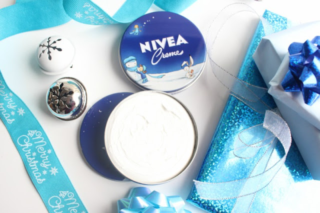 Limited Edition Nivea Creme Tales Tins