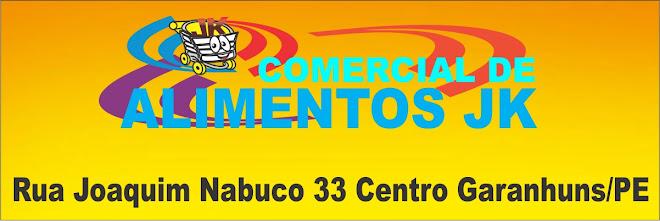 Rua Joaquim Nabuco 33 Centro Garanhuns PE.