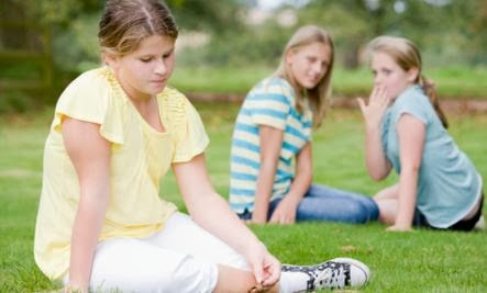 These Are the Startling Consequences of Childhood Bullying - girls ignore girl hate