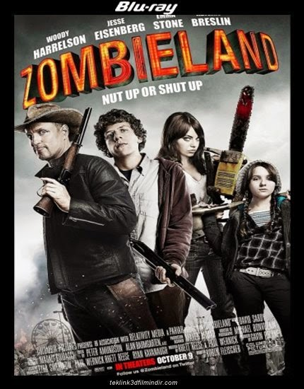 Zombieland (2009) afis