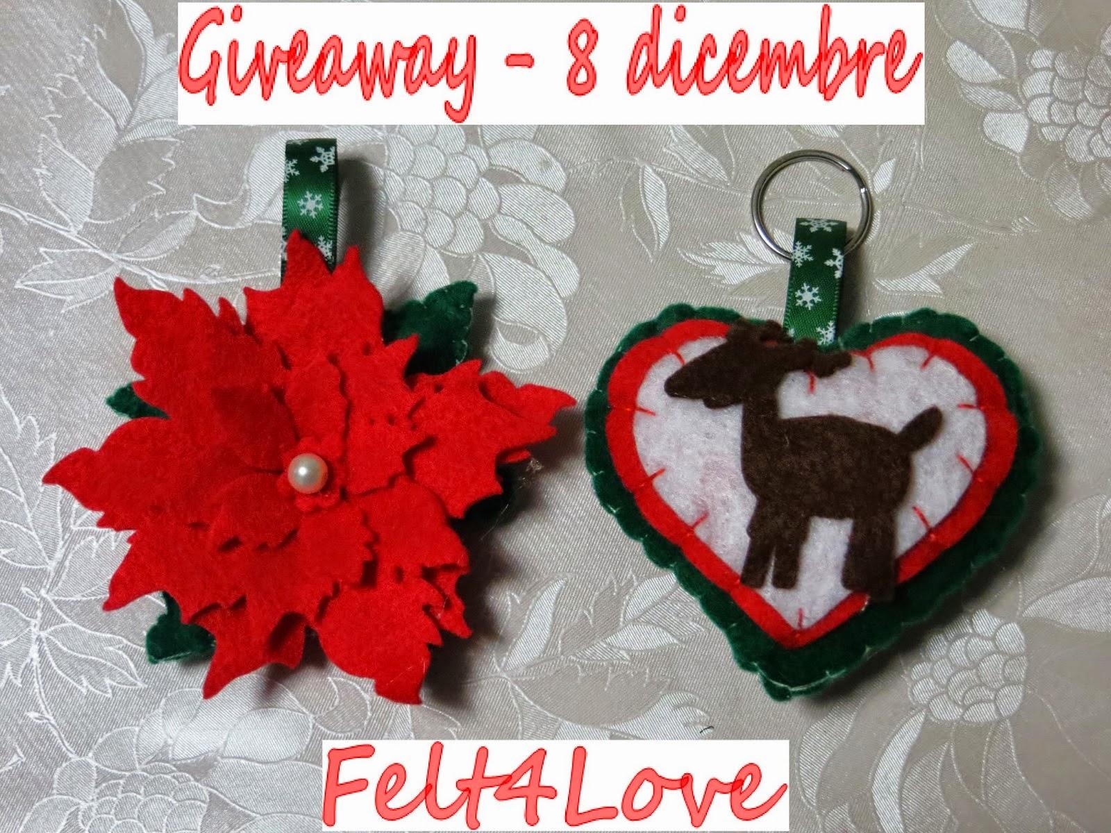 giveaway felt4love