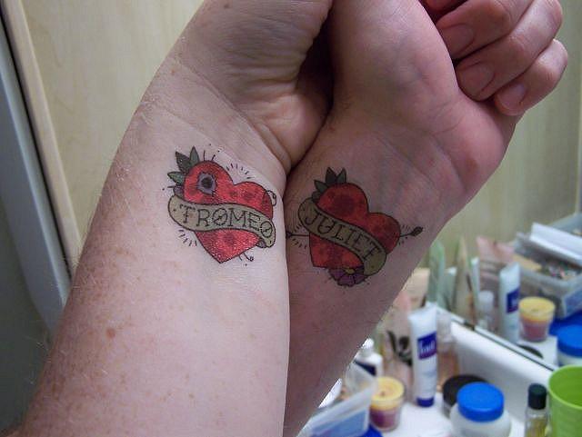 I Love You Tattoos Designs Live Tattoos