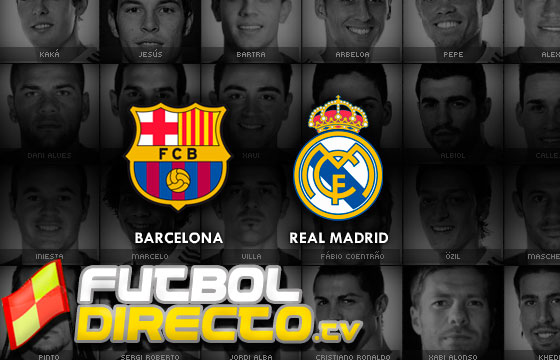 Real Madrid Barcelona en Vivo