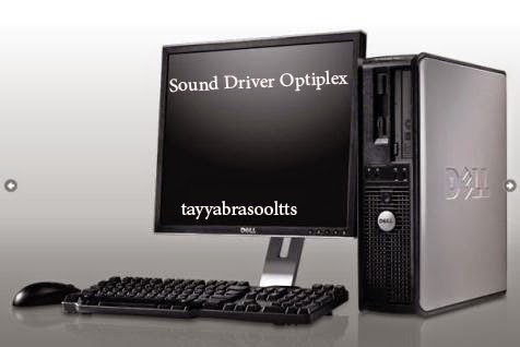 Download Audio Driver Dell Optiplex 760