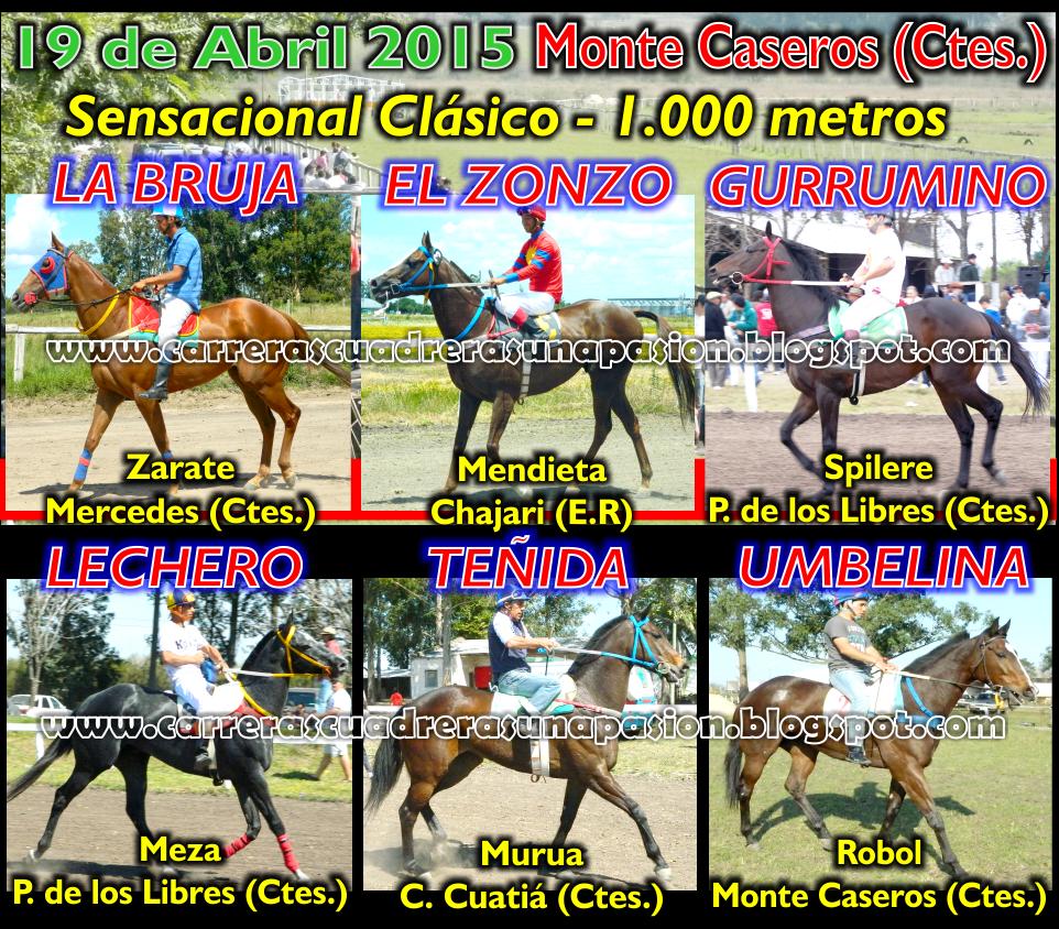 M. CASEROS - CLASICO 1000