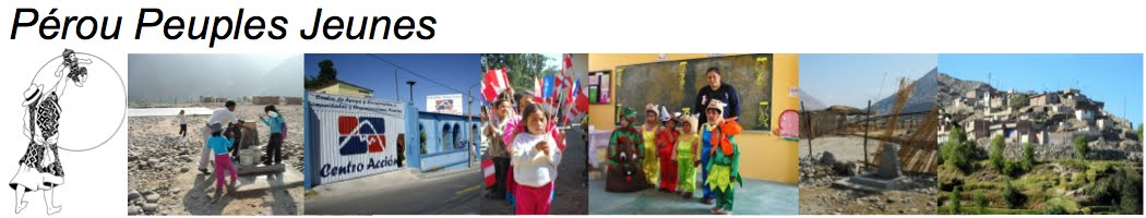 Pérou Peuples Jeunes