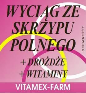 Współpracuję z VITAMEX-FARM Sp. z o.o.