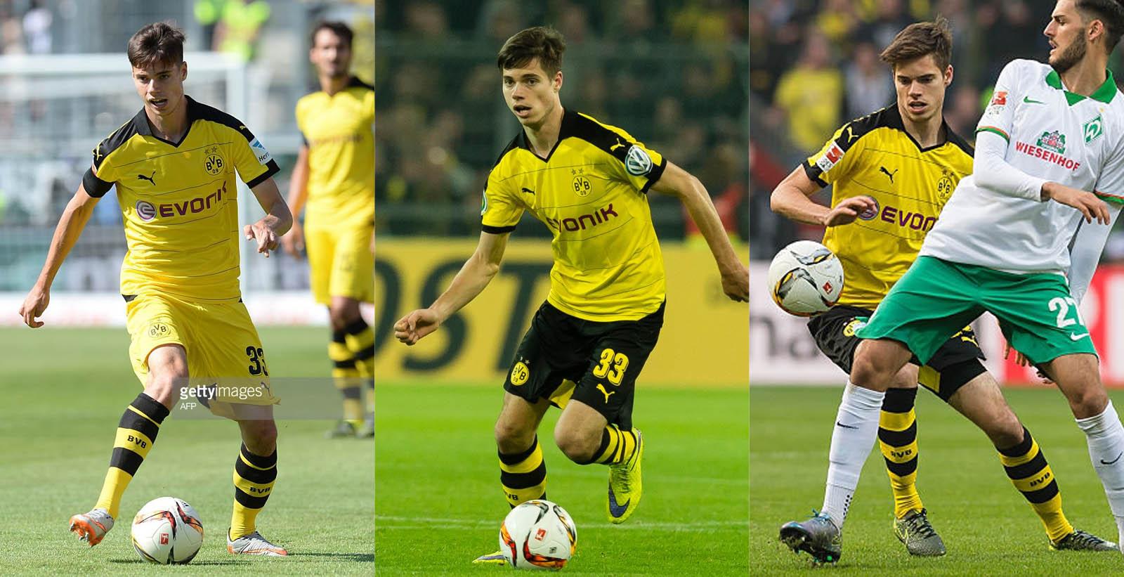 Borussia Dortmund s Julian Weigl Switches to Nike Magista Boots
