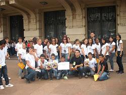 """É preciso plantar a semente da educação para colher os frutos da cidadania"""". Paulo Freire"""