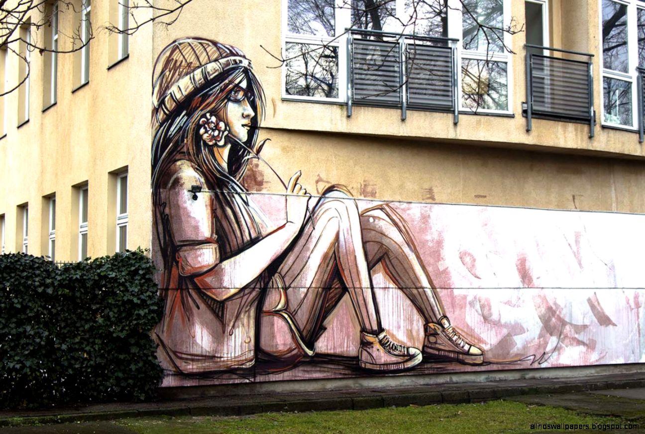 Street Art Murals   WALLPAPER HD