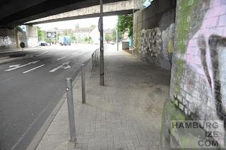 Kieler Straße / DB