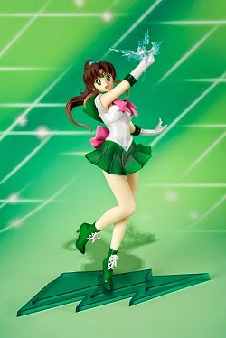SAILOR JUPITER ZERO BANDAI