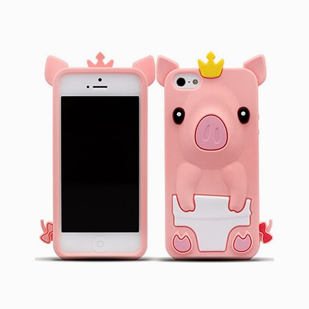 funda-cerdito-iphone-5