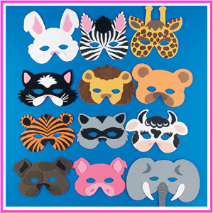 Http Www Firstpalette Com Craft Themes Animals Animalmasks Animalmask Html