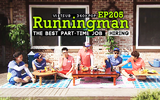 Running Man Episode 205