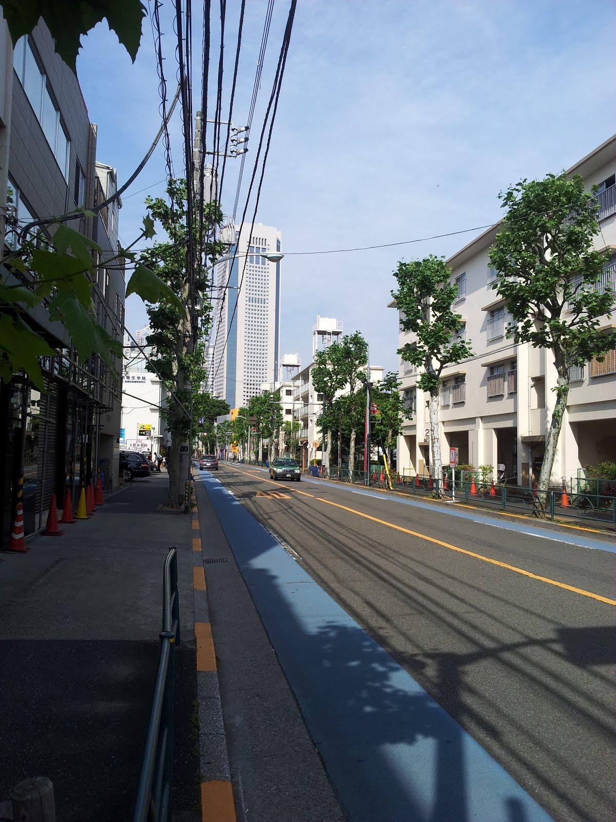 八木東一のブログ: 幡ヶ谷に向か...