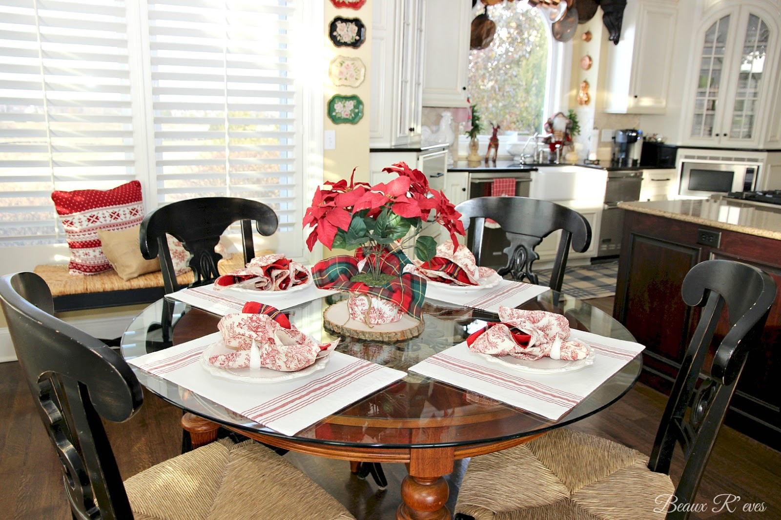 Beaux R Eves Decorating For The Holidays When Your Home
