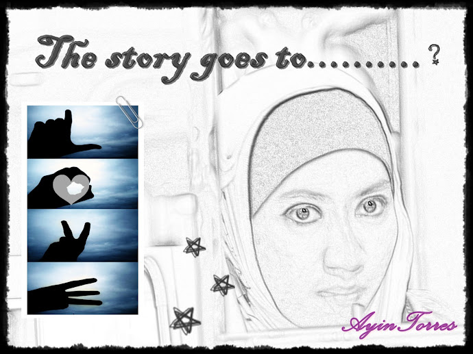 The story goes to.....