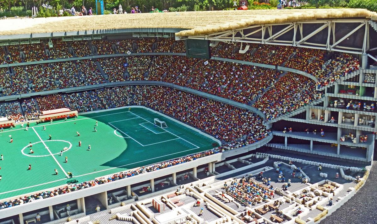 Soccer Stadium Legoland Jpg 1200 215 714 Lego Art