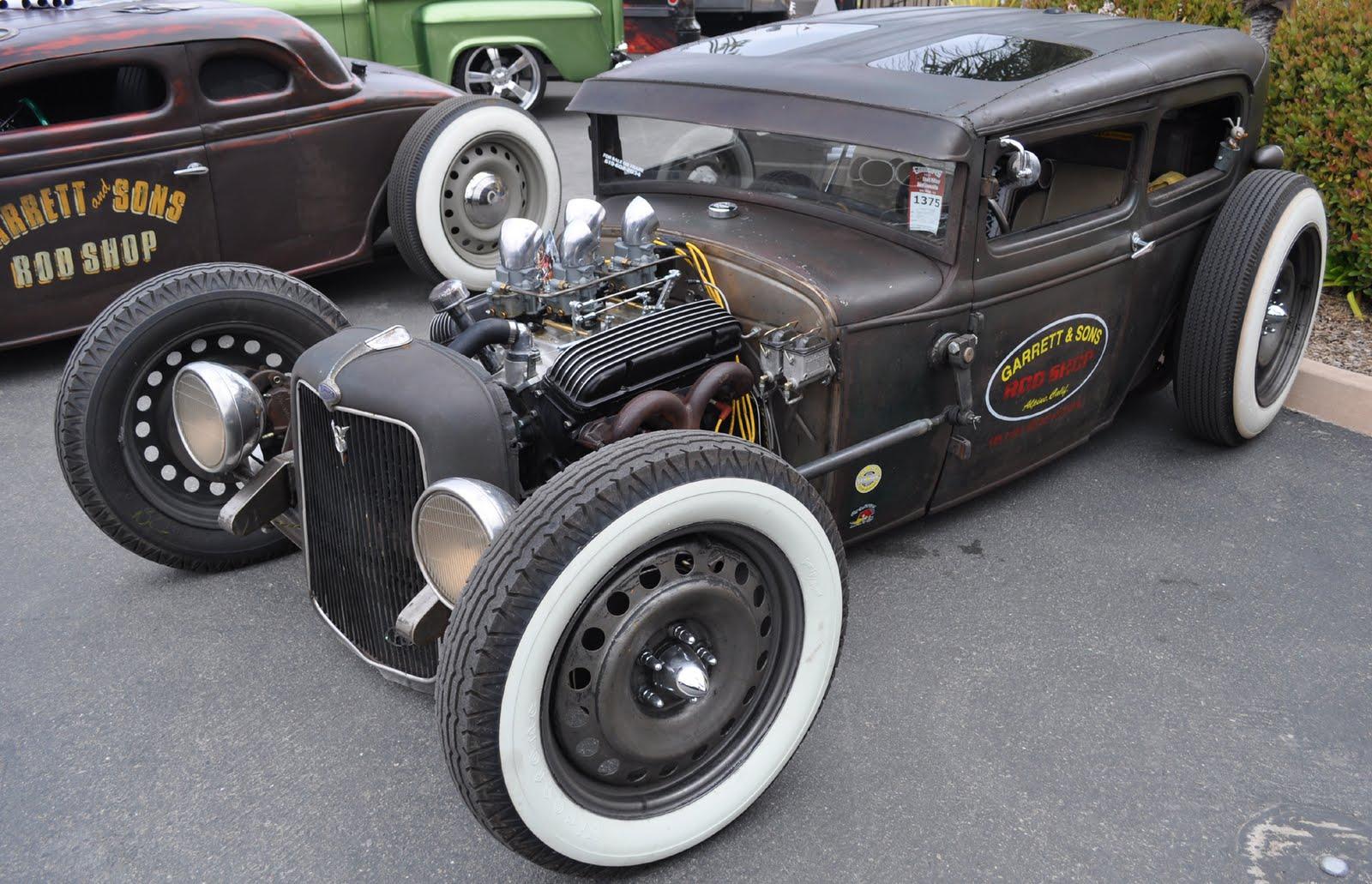 Just A Car Guy: Paul Garrett didn\'t build this car, he bought it ...