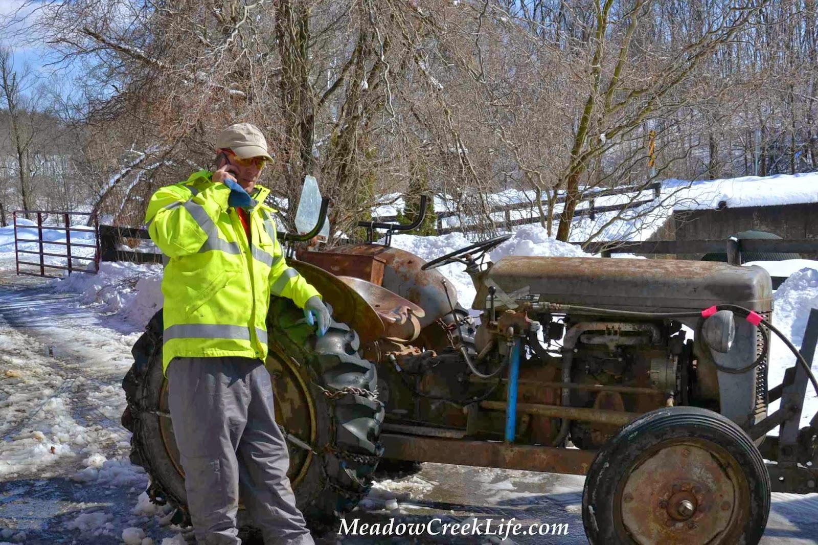 Meadow Creek Farm March 2014
