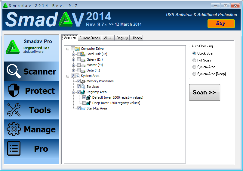 Download Smadav Pro Rev. 9.7.1 Terbaru