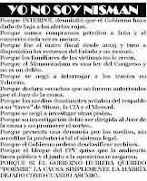 No soy Nisman