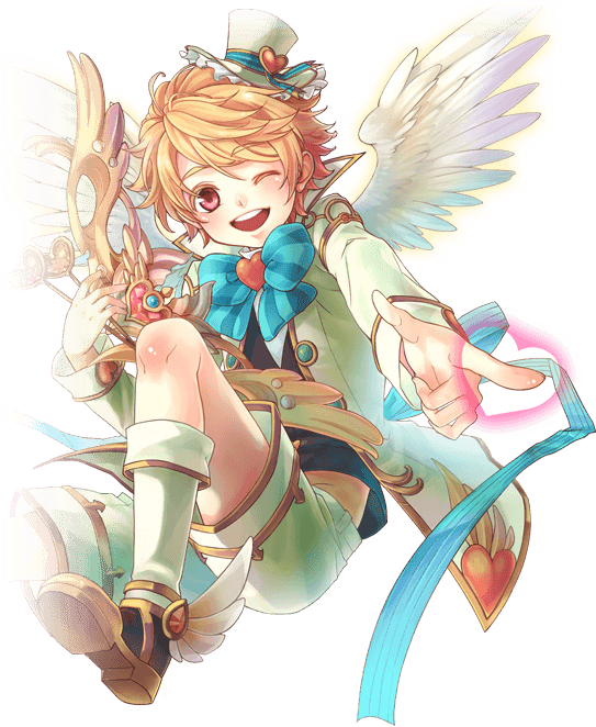 Grace Valhalla cupid