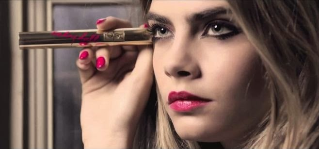 Beauty, How to achive volumised separated longer lashes, YSL, YSL Babydoll Mascara Review, Yves Saint Laurent Babydoll Mascara, Yves Saint Laurent Beauty, Cara Delevingne