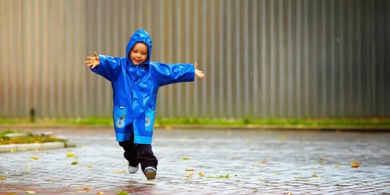 Fakta Bahwa Hujan Hujan Bisa Sebabkan sakit Pada Anak
