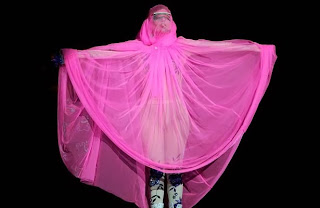 Lady Gaga Aura Burqa