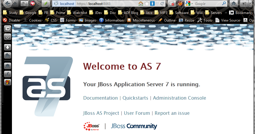 Tanmoys Blog Configuring Wicket To Use Https In Jboss As7