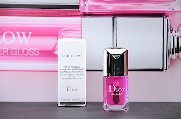 dior vernis nail glow collection printemps 2013 cherie bow test avis swatch