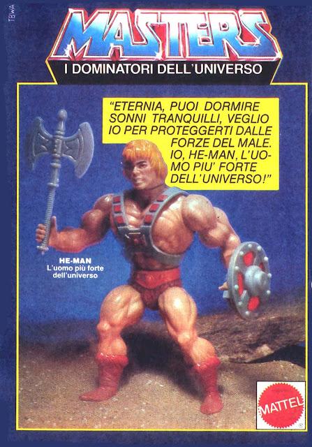 Topolino pubblicità 1983