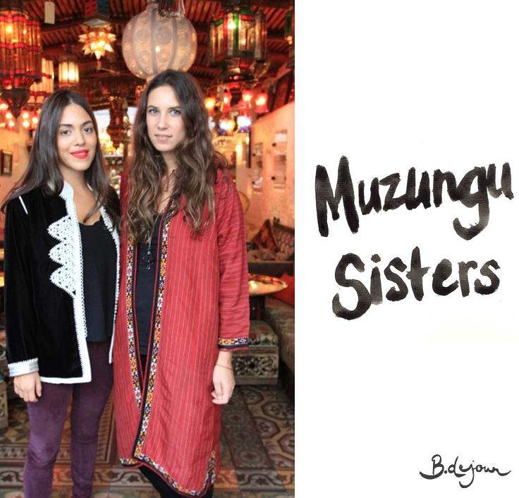 Shopping: Muzungu Sisters Premio Moda Solidaria de Telva ...