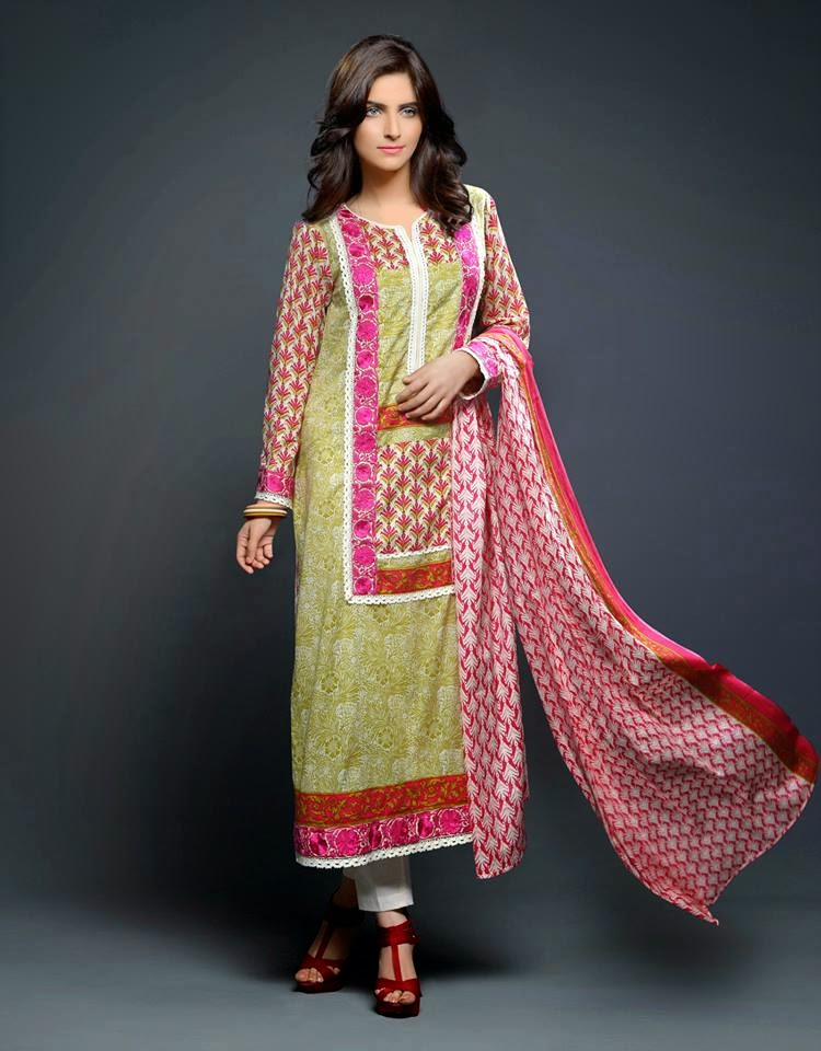 Nimsay Lawn 2015 Collection for Women