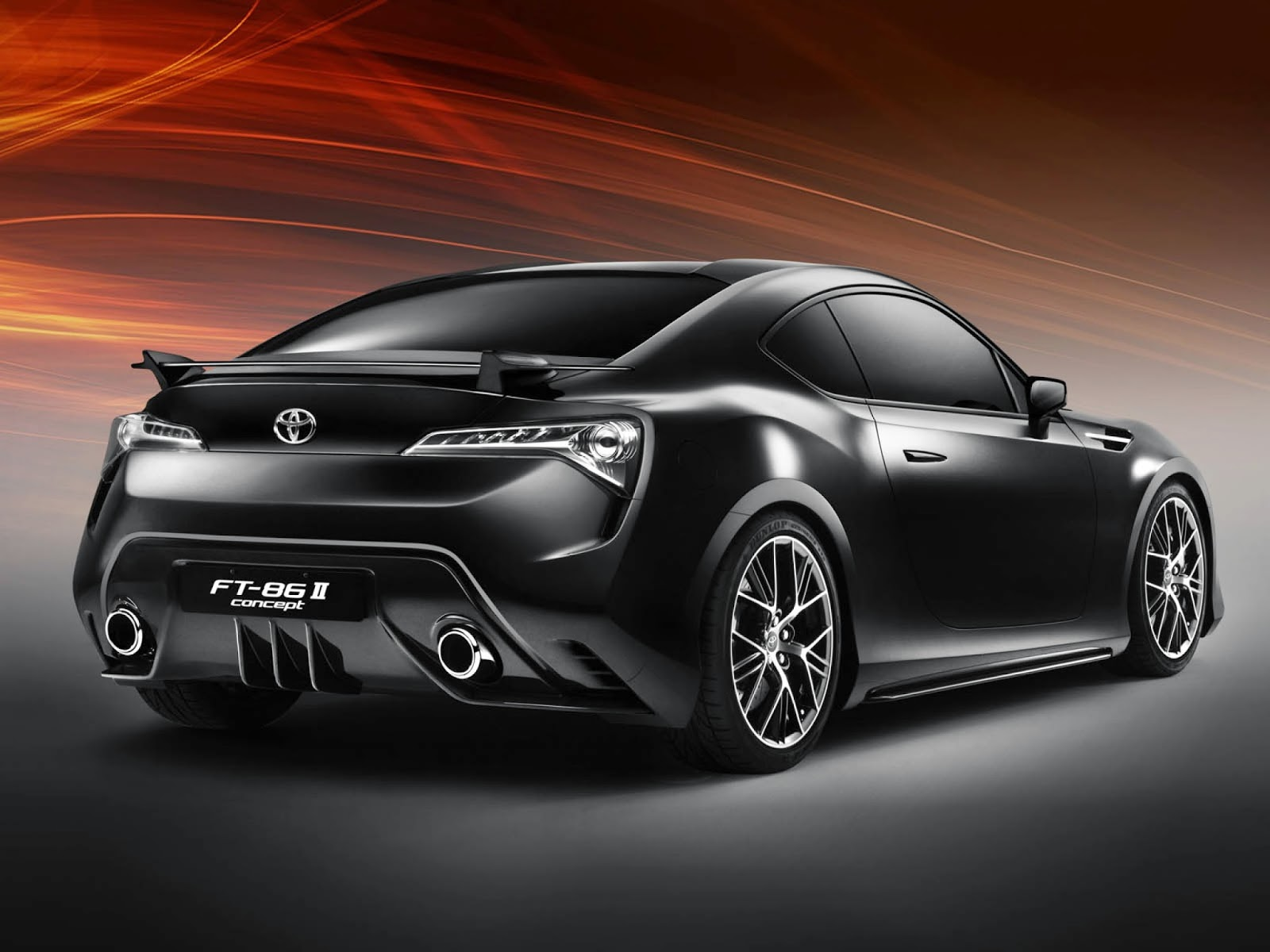 Toyota Ft86 Sport Cars HD Wallpapers