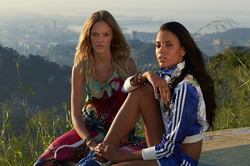 Adidas Originals x FARM Fall/Winter 2014