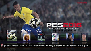 PES 2016 Galaxy11 Patch By Longday V3 [Update] ISO Android